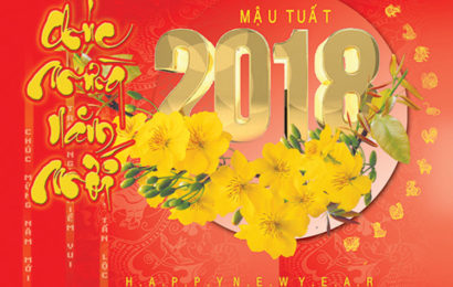 Những bức thiệp chúc mừng năm mới – chúc tết mậu tuất 2018 ý nghĩa