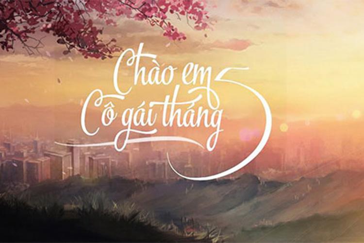 30 ảnh bìa facebook chào tháng 5 – Hello May đẹp lung linh cho tháng 5