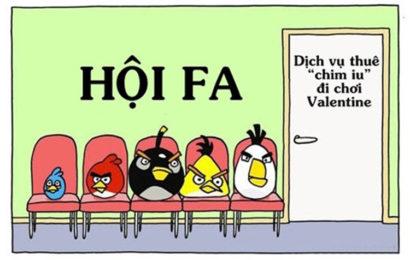 Những bức ảnh chế dành cho FA ngày lễ tình nhân Valentine 14/2 không thể bỏ qua