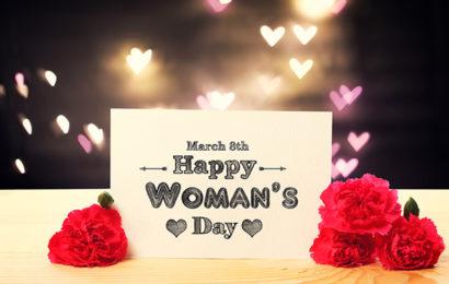 Bộ hình nền mừng quốc tế phụ nữ – Happy Women's Day 8/3 đẹp lung linh