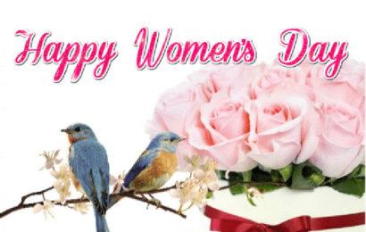 Những bức thiệp chúc mừng quốc tế phụ nữ (Happy Women's Day) 8/3 động đẹp