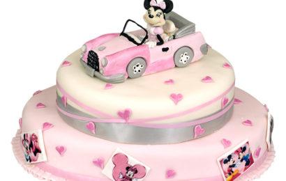 Những chiếc bánh kem chúc mừng sinh nhật người tuổi tý đẹp