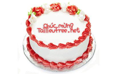 Làm sao để viết lời chúc lên bánh sinh nhật online chỉ với vài giây ?
