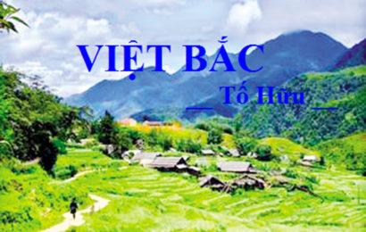 Tài liệu ôn thi THPT Quốc Gia Việt Bắc của Tố Hữu hay
