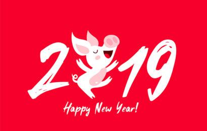 20 ảnh bìa facebook chúc mừng năm mới 2019 tết kỷ hợi đẹp