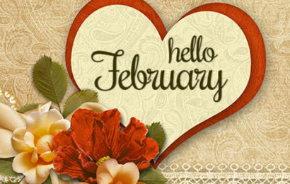 Bộ tuyển tập ảnh bìa, cover facebook chào tháng 2 – Hello February đẹp lung linh