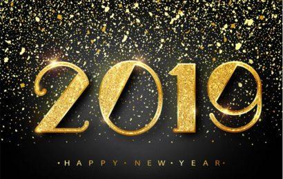 Tuyển tập ảnh bìa chúc mừng năm mới – Happy new year 2019 ấn tượng
