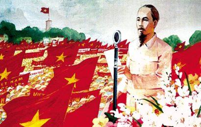 """Bài soạn """"Tuyên Ngôn Độc Lập"""" của Hồ Chí Minh phần tác phẩm trong ngữ văn lớp 12"""
