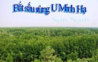 Bài soạn bắt sấu rừng U Minh Hạ của Sơn Nam trong ngữ văn lớp 12
