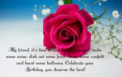 Hình ảnh kèm lời chúc sinh nhật bạn bè bằng tiếng anh hay không nên bỏ qua
