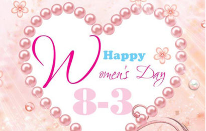 Bộ tuyển tập thiệp chúc mừng ngày quốc tế phụ nữ – Happy Women's Day 8/3 đẹp