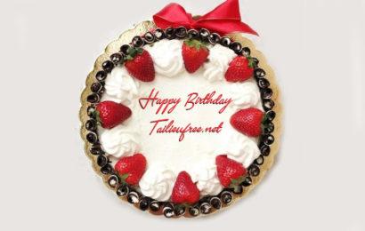 Làm sao để viết tên lên bánh sinh nhật làm thiệp đẹp lung linh ?
