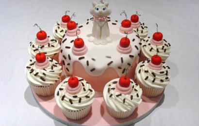 Hình ảnh bánh chúc mừng sinh nhật cho người tuổi mão (mèo) đẹp