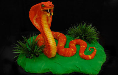 Bánh chúc mừng sinh nhật cho người tuổi rắn (tỵ) đẹp