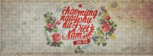 Top những cover, ảnh bìa mừng ngày phụ nữ Việt Nam 20/10 số 14