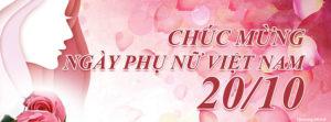 Top những cover, ảnh bìa mừng ngày phụ nữ Việt Nam 20/10 số 22