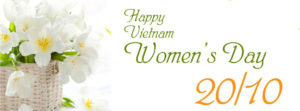 Top những cover, ảnh bìa mừng ngày phụ nữ Việt Nam 20/10 số 12