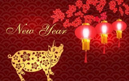 Thiệp chúc mừng năm mới kèm lời chúc mừng năm mới 2019 đẹp, ý nghĩa