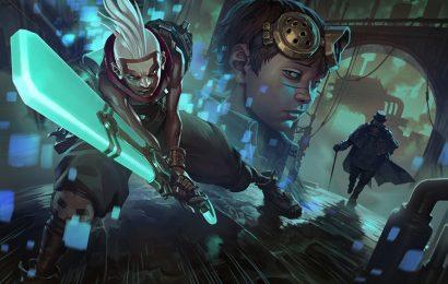 Tuyển tập hình ảnh và hình nền tướng Ekko trong game liên minh đẹp