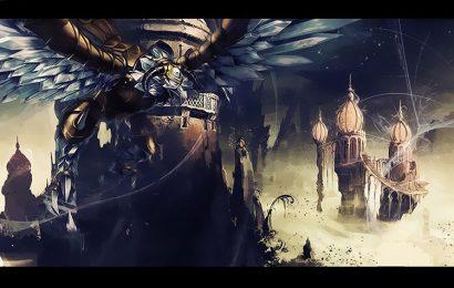 Tuyển tập hình ảnh và hình nền tướng Anivia trong game liên minh đẹp