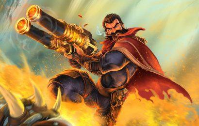 Tuyển tập hình ảnh và hình nền tướng Graves trong game liên minh đẹp