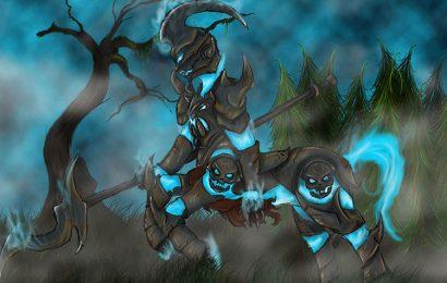 Tuyển tập hình ảnh và hình nền tướng Hecarim trong game liên minh đẹp