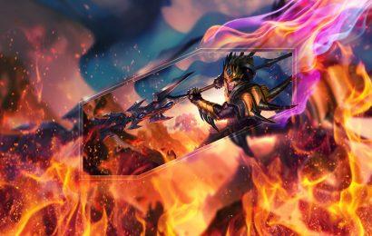 Tuyển tập hình ảnh và hình nền tướng Jarvan IV trong game liên minh