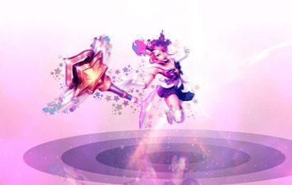 Tuyển tập hình ảnh và hình nền tướng Lux trong game liên minh đẹp