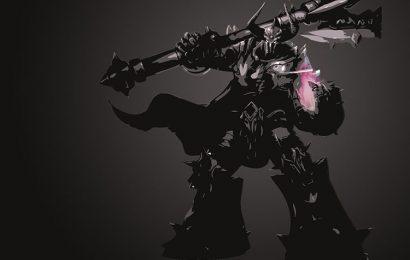 Hình ảnh và hình nền tướng Mordekaiser (Ác Quỷ Thiết Giáp) trong LOL
