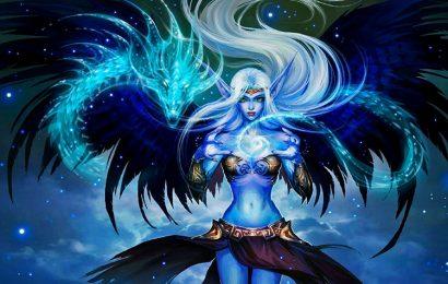Hình ảnh và hình nền nữ tướng Morgana (Kẻ Sa Ngã) trong LOL