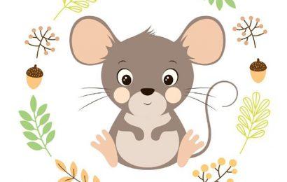 Tuyển tập 50 hình nền chú chuột tinh nghịch cực đáng yêu chào năm mới