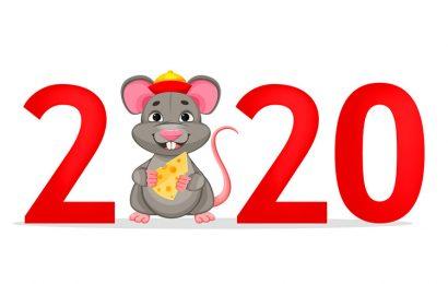 Top 50 cover và ảnh bìa chúc mừng năm mới – Happy New Year 2020 đẹp
