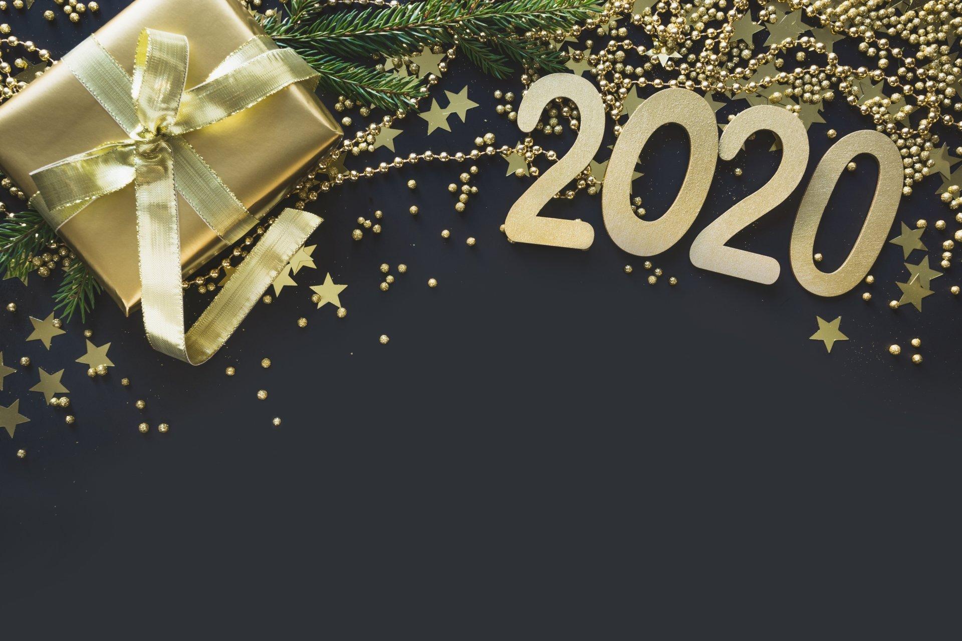 Hình ảnh chúc mừng năm mới - Happy New Year 2020 đẹp số 19