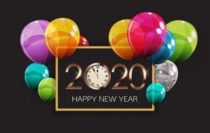 Top 30 hình nền chúc mừng năm mới – Happy New Year 2020 canh tý đẹp