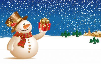 Top 30 hình nền người tuyết nhí nhảnh trong ngày lễ giáng sinh full hd