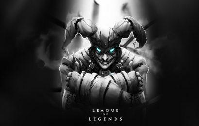 Hình ảnh và hình nền tướng Twisted Fate – Shaco (Tên Hề Quỷ) trong LOL