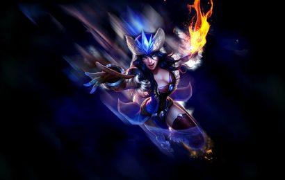 Hình ảnh và hình nền tướng Sivir (Nữ Chúa Chiến Trường) trong LOL
