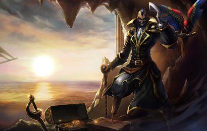 Hình ảnh và hình nền tướng Swain (Nguyên Soái Noxus) trong LOL