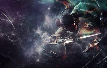 Hình ảnh và hình nền tướng Talon (Sát Thủ Bóng Đêm) trong LOL