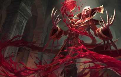 Hình ảnh và hình nền tướng Vladimir (Thần Chết Đỏ) trong LOL