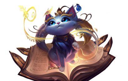 Hình ảnh và hình nền tướng Yuumi (Cô Mèo Ma Thuật) trong LOL
