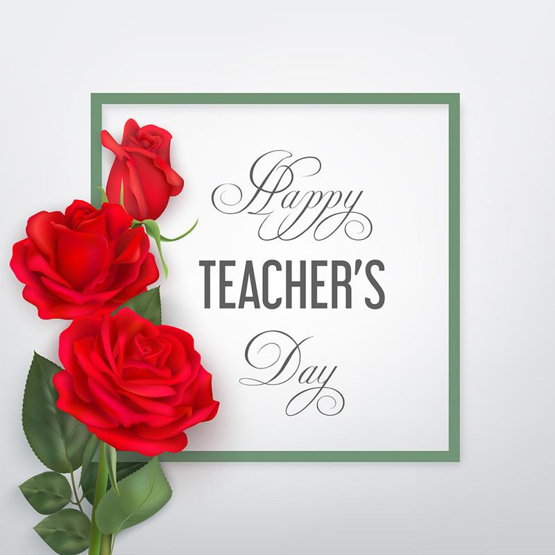 Thiệp chúc mừng ngày nhà giáo Việt Nam - HappyTeachers Day số 33