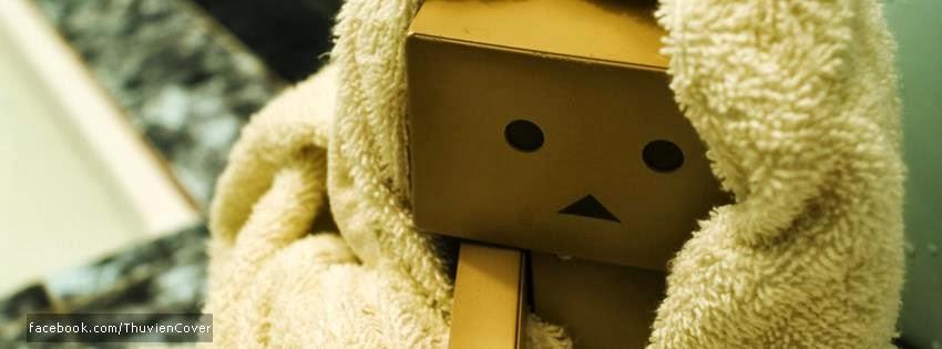 Cover về Búp Bê người hộp Danbo tâm trạng vô cùng dễ thương số 18