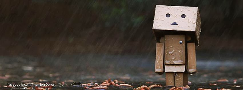 Cover về Búp Bê người hộp Danbo tâm trạng vô cùng dễ thương số 24