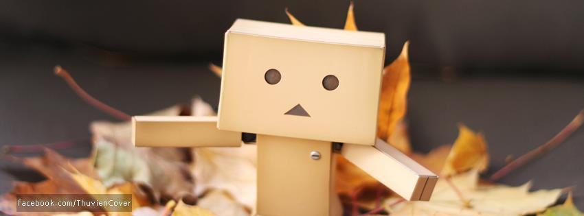 Cover về Búp Bê người hộp Danbo tâm trạng vô cùng dễ thương số 30