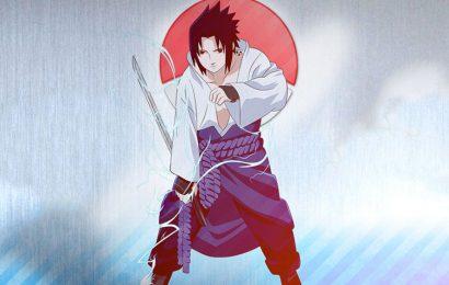 Top 30 ảnh bìa facebook nhân vật Sasuke Uchiha trong phim hoạt hình Naruto