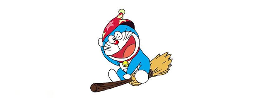 Cover về nhân vật họa hình Doraemon cực đáng yêu số 10