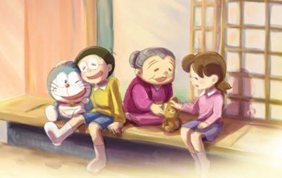 Top 30 ảnh bìa facebook về nhân vật hoạt hình Doraemon cực đáng yêu
