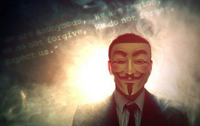 Top 30 ảnh bìa đẹp và độc nhất về quân đoàn Hacker Anonymous