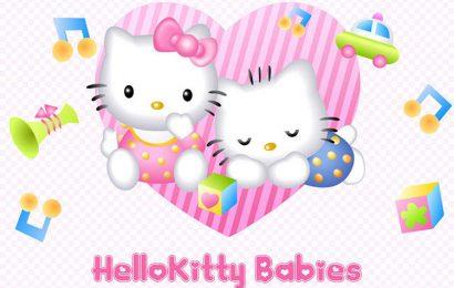 Tuyển tập 50 hình nền hoạt hình mèo Hello Kitty dễ thương cho máy tính